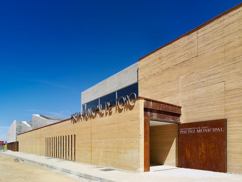 Piscina municipal de toro zamora vier arquitectos - Arquitectos en zamora ...